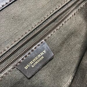 Burberry Bags - Burberry London Fringe Suede Brown Hobo Bag